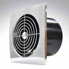 Chrome Manrose Extractor Fans