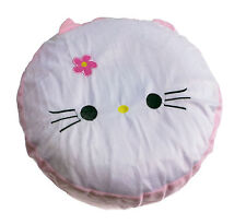 Hello Kitty Kids Adults Seat Home Office Stool Pouffe Inflatable Portable Travel