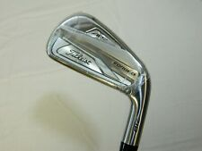 New RH Titleist 718 AP2 Single 3 iron - AMT Tour White S300 - Stiff flex Steel