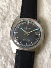 Swiss Made Vintage Automatic Watch. 35mm Diameter Including Crown Approximately.