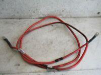 Cable plus Cable Battery Lead BMW X1 (E84) Xd RIVE18D 9207514