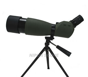 25-75x70 zoom spotting scope with metal construction, waterproof, digi-scoping