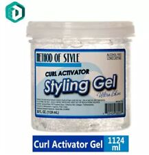 DUNSPEN Method of Style Curl Activator Styling Gel 1124ml
