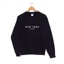 New York Soho | SWEATSHIRT JUMPER | UNISEX GIFT *Best Quality*Black/Grey/Maroon
