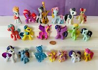 Collectible My Little Pony Mini Figures Miniature Ponies Mixed Lot MLP Octavia