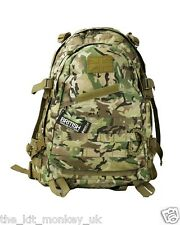 Kombat BTP Spec Ops assault back pack daysack 45L compliments MTP / Multicam