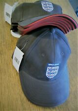 Soccer England Caps, Two For $8.88 Free Shipping. New With Tags.