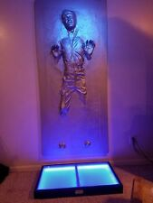 Han Solo In Carbonite Full Size Prop Statue Life Size