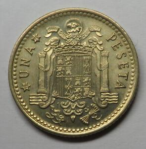 Spain Peseta 1966 (70) Aluminum-Bronze KM#796 UNC