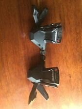 Shimano Deore 9x3 Trigger Rapid ire Shifter Pods SL-M590 2 Way Release Megarange