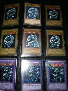 Authentic Yugioh Konami 100+ Cards Deck Binder Lot Pack ULTIMATE Holo Collection