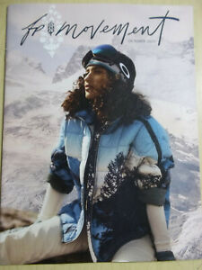 october 2021 Free People FP Movement catalog sexy winter fall wear & more