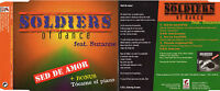 "SOLDIERS OF DANCE ""SED DE AMOR feat. SUZANNE"" PROMOTIONAL CD MAXI / MARTA MENDEZ"