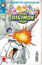 il fumetto ufficiale digital DIGIMON N° 7 ed. PANINI