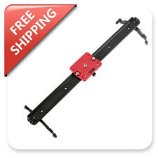 "Kamerar 120cm/47"" MKII Video Camera Slider Lightweight Photography Amateurish"