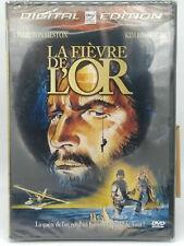 "Rare ' LA FIEVRE DE L'OR "" DVD NEUF / CHARLTON HESTON / AVENTURES / 1982"