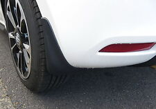 MG3 MUDFLAPS SET OF 4 GENUINE MG 3 FIT THE MG 3 TIME AND FORM GENUINE UK COMPANY