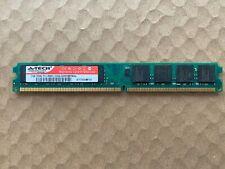 A-Tech 2GB (1-Stick) PC2-5300 Desktop DDR2 667MHz Long-DIMM 240-Pin Memory RAM