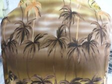 1yd print  fabric good weight 4 way spandex lycra MADE IN USA J4939