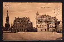 86102 AK Thorn Torun Kreishaus Hotel Thorner Hof 1906 nach Wien
