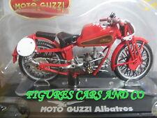 1/24 MOTO  GUZZI  ALBATROS   STARLINE