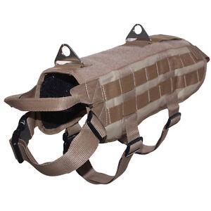 Labrador Retriever Pit Bull Service Dog Harness label Patches Training Vest