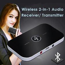 Wireless Bluetooth Modulator Transmitter+Receiver Dongle for PC Laptop TV Box Ca