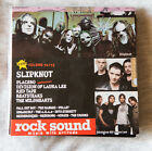 SLIPKNOT Placebo WILDHEARTS Fall OUT BOY promo cd from Rock Sound magazine