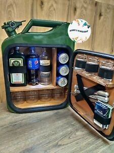Jerry Can Bar   Mini Bar   Jerry Can Mini Bar   For Husband   For Dad