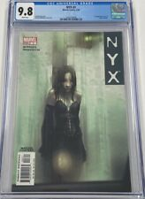 Marvel NYX #3 CGC 9.8 1st Appearance of X-23 Laura Kinney Wolverine Daughter