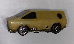 Vintage 1969 Hot Wheels Redline Sizzlers Van UNTESTED As-Is Mattel USA Free Ship