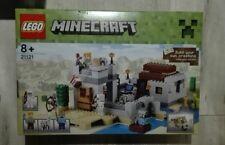 LEGO Minecraft 21121 L'Avant-Poste dans le Désert neuf et scellé