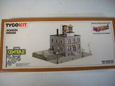 HO Scale School House Kit #7775 by Tyco in W Germany Sealed NOS 1982  #1