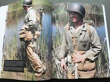 """""""SAILORS IN FOREST GREEN"""" US NAVY USMC MARINE WW2 CAMO JACKET BAG REFERENCE BOOK"""