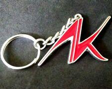 Alicia Keys 2013 Set The World On Fire Tour Cloisonne' Enamel 'AK' Keychain