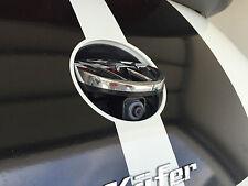 VW rfk camara de vision trasera escarabajo the beetle 5c nachrüst set emblema RNS 315 510 RGB