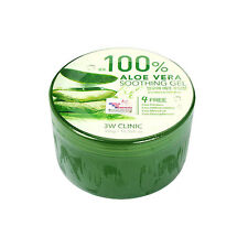 [3W CLINIC] Aloe Vera Soothing Gel - 300g
