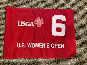 2012 US Open Women's Golf Flag. Actual event Flag.
