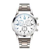 Luxury Men Automatic Black StainlessSteel Waterproof Sport Mechanical Wristwatch