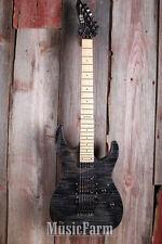 ESP LTD M103 FM Electric Guitar SSH Floyd Rose Flame Maple Top See Thru Black