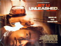 Unleashed Original Filmposter