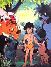 JUNGLE BOOK Shonen Mowgli cartoon Japanese anime 1989 TV Show 2-VHS Kipling