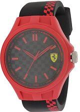 Ferrari Scuderia Silicone Mens Watch 0830327