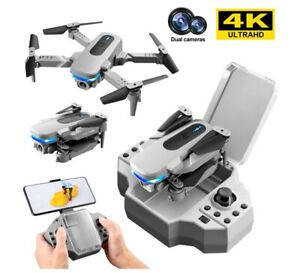 2021 New Drone With 4K HD Video Camera Smartphone Compatible