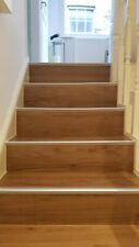 Stair Treads Laminate Wood Floor Edging Trim Aluminium Dural 8mm Flooring Nose