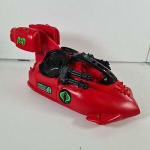 Gi Joe Action Force Cobra RAT attack hovercraft Hasbro 1990