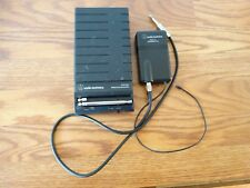 Audio Technica Atw-T27 Transmitter With Atw-R03 Wireless Receiver