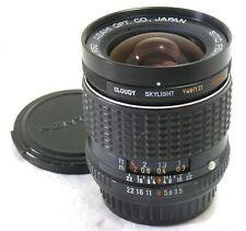 SMC Pentax 18mm f/3.5 lens, K mount MINT- #37338