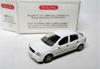 Wiking 1:87 Opel Astra G Fließheck OVP 085 01 weiss