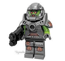 LEGO MINIFIGURES SERIE 9 - MINIFIGURA ALIEN AVENGER 71000 - ORIGINAL MINIFIGURE